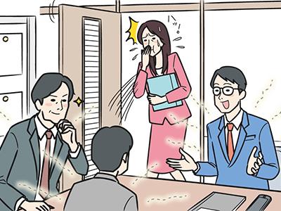 スメハラは「不快」だけでなく、仕事の生産性やモチベーションにも直結する問題