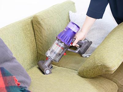効率よくハウスダストを減らす日常掃除のコツ